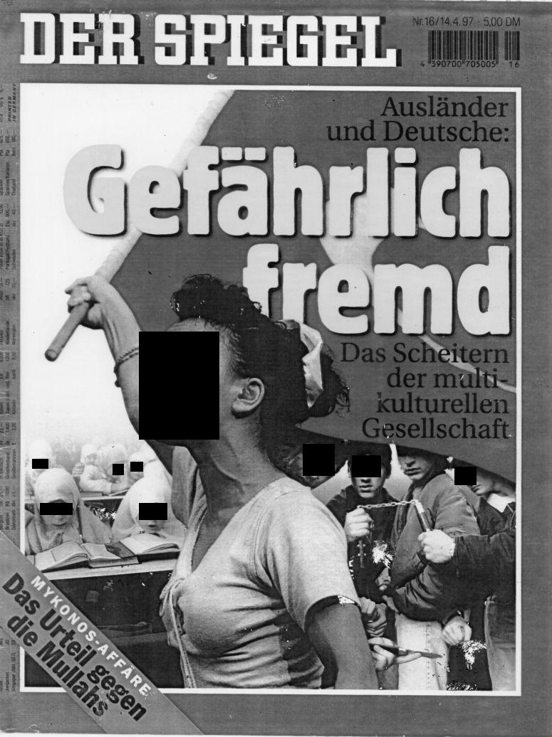 Duisburger institut f r sprach und sozialforschung for Spiegel und fahne
