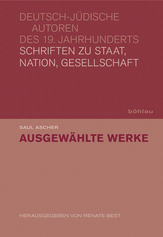 Schriften zu Staat, Nation, Gesellschaft