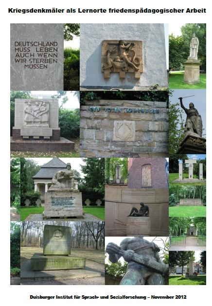 Kriegsdenkmäler als Lernorte friedenspädagogischer Arbeit