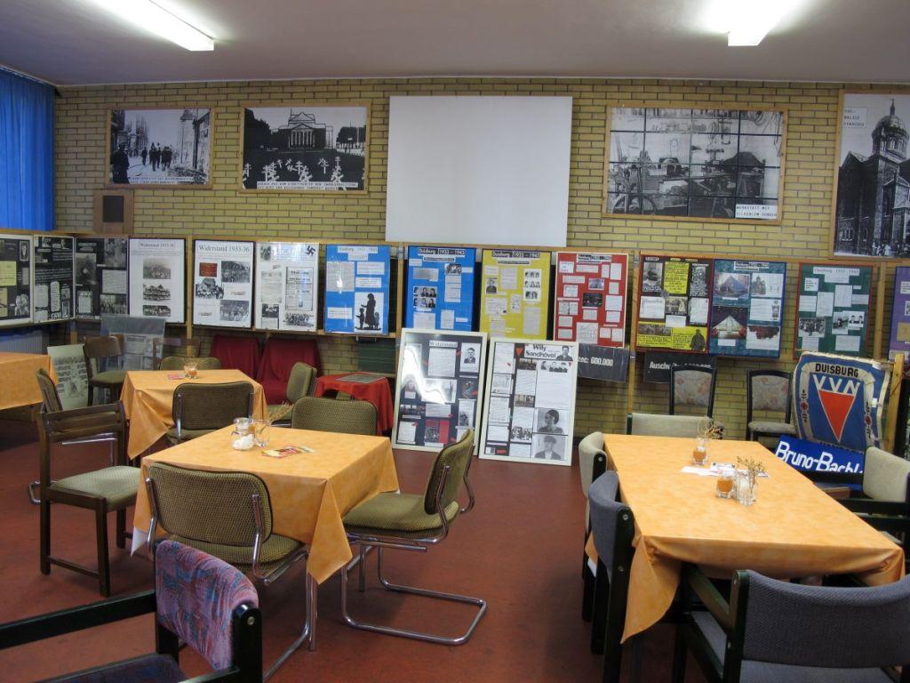 Abbildung 6 (MD): VVN-Dokumentationszentrum