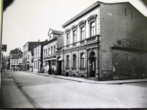 Abbildung 20 (Stadtarchiv Duisburg, MD): Historisches Foto Musfeldstraße