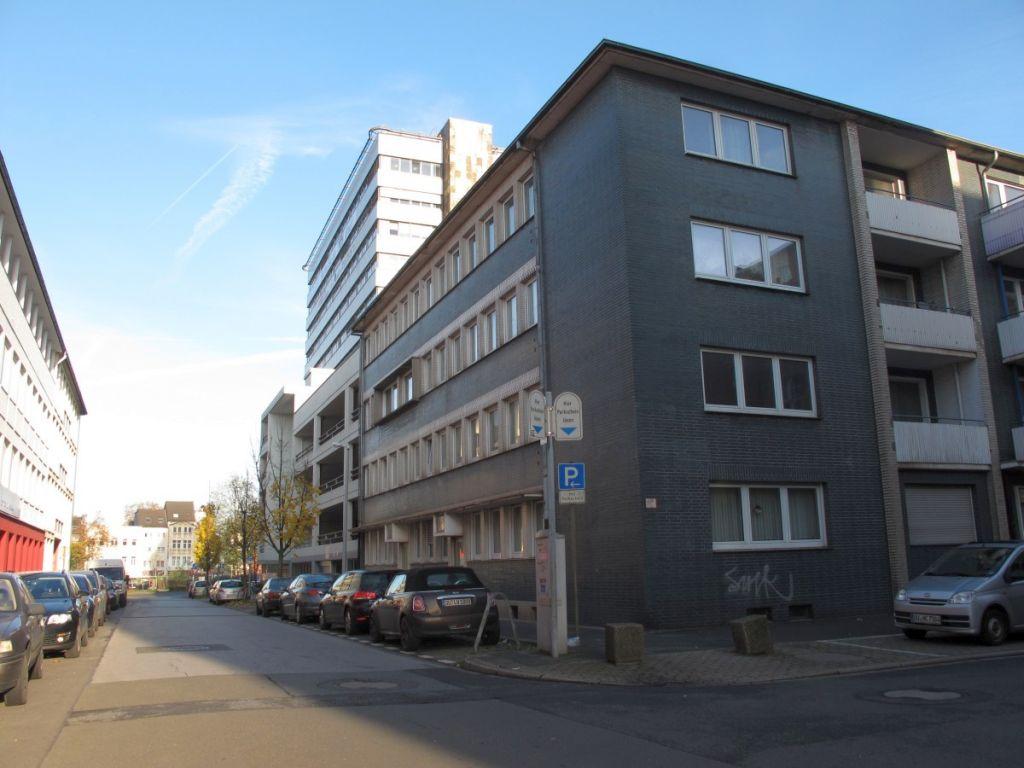 Abbildung 23 (MD): Musfeldstraße heute