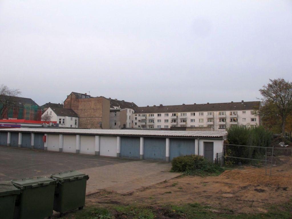 Abbildung 25 (MD): Hinterhof Koloniestraße heute