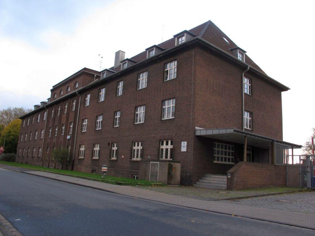 Abbildung 29 (MD): Polizeikaserne Neudorf Fraunhoferstraße