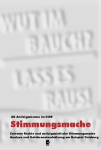 Online-Broschüre zur antiziganistischen Stimmungsmache