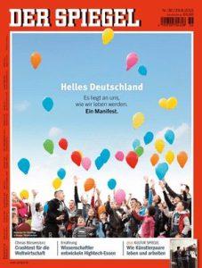 Spiegel helles Deutschland