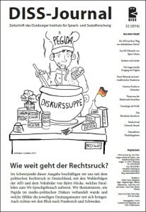 DISS-Journal 32 erschienen