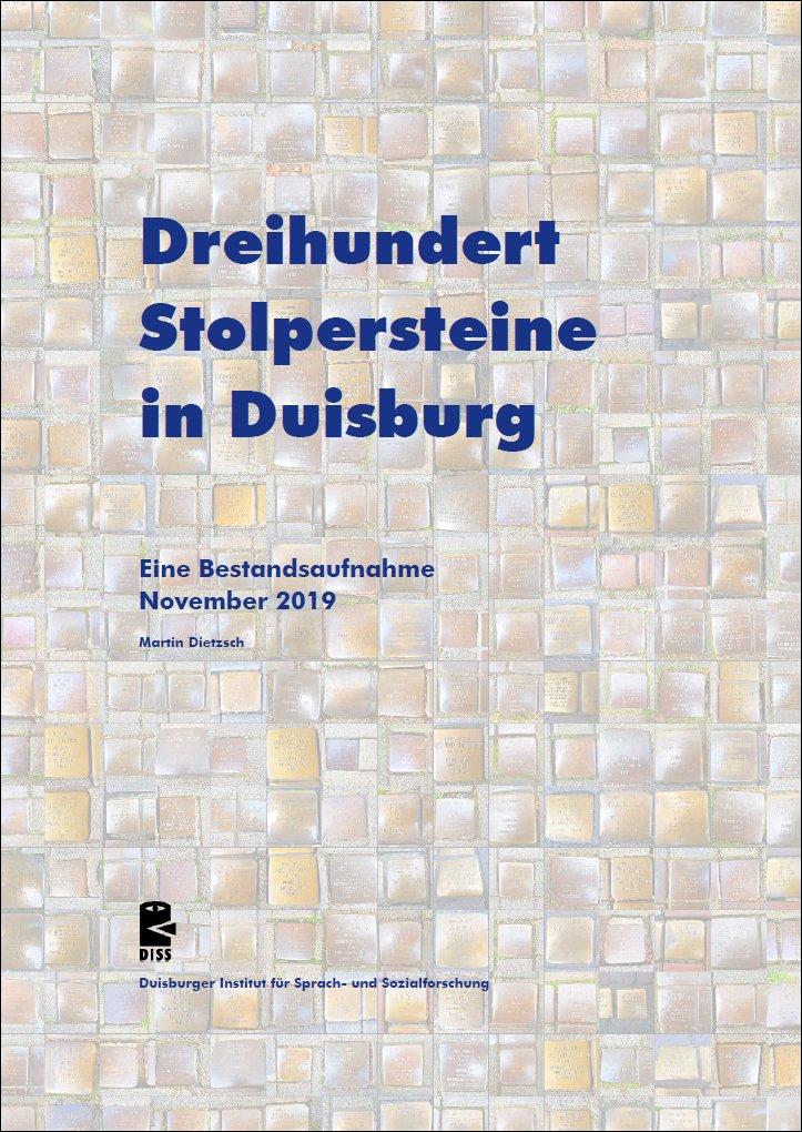 Stolpersteine in Duisburg