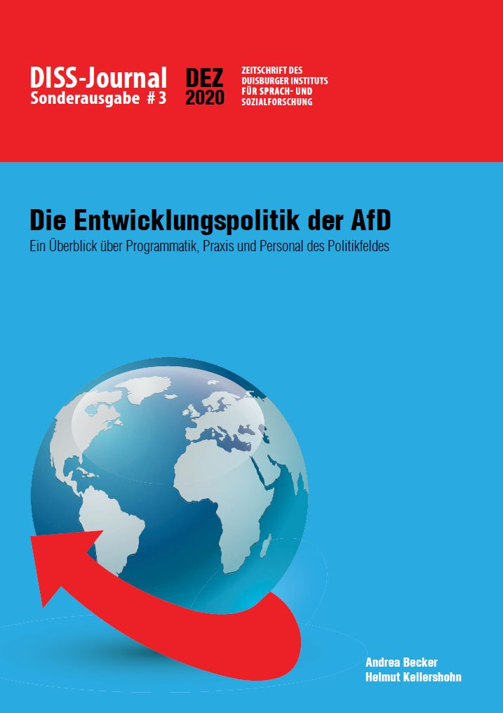 DISS-Journal Sonderausgabe 3